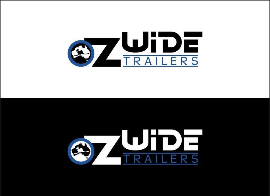 Inscrição nº                                         41                                      do Concurso para                                         Logo Design for Oz Wide Trailers