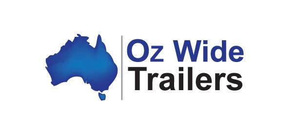 Inscrição nº                                         35                                      do Concurso para                                         Logo Design for Oz Wide Trailers