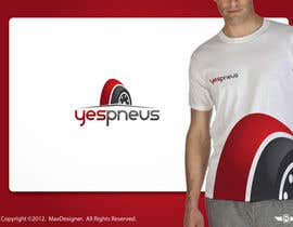 #511 for Logo Design for yespneus by MaxDesigner