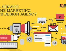 #10 for Design a Facebook Ad Banner for Full Service Web Design Agency by madartboard
