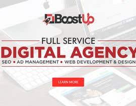 #43 for Design a Facebook Ad Banner for Full Service Web Design Agency by avizeet85