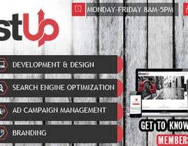 #57 for Design a Facebook Ad Banner for Full Service Web Design Agency by satbaldev
