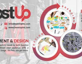 #23 for Design a Facebook Ad Banner for Full Service Web Design Agency by chexarodesign
