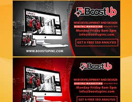 #38 for Design a Facebook Ad Banner for Full Service Web Design Agency by Geeth979