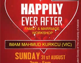 """#21 for """"Family & Marriage Workshop"""" Flyer - An Islamic Event by dianalakhina"""