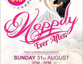 """#38 for """"Family & Marriage Workshop"""" Flyer - An Islamic Event by dianalakhina"""