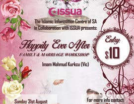 """#19 for """"Family & Marriage Workshop"""" Flyer - An Islamic Event by tanya24artist"""