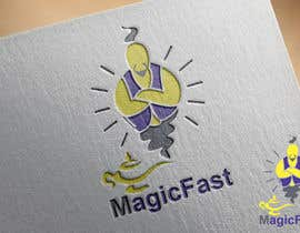 #17 para Projetar um Logo for Magic Fast por onneti2013