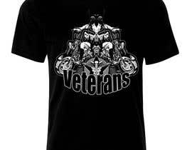 #10 para Design a T-Shirt recreating these images por hsmg96