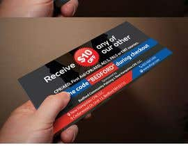 #42 cho Design a two sided coupon + Flyer bởi creartarif