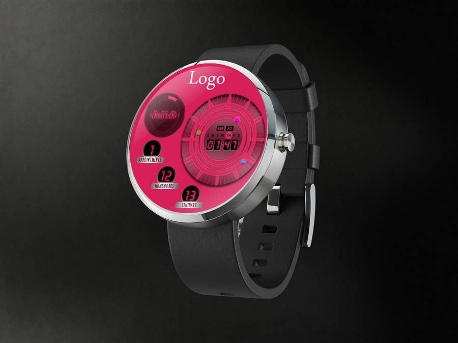 Bài tham dự cuộc thi #37 cho Smartwatch Design Contest