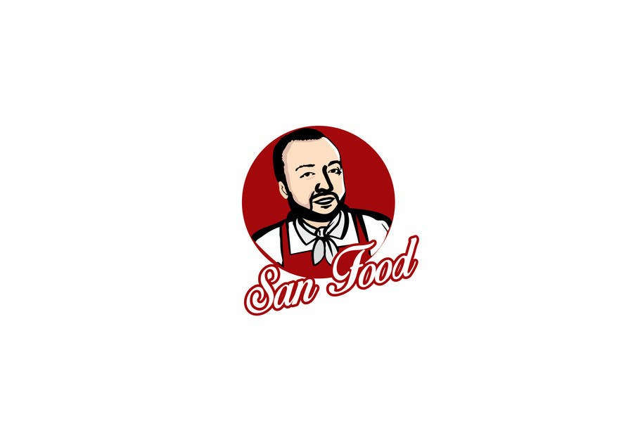 #106 for Logo for SAN Fast Food by narendraverma978