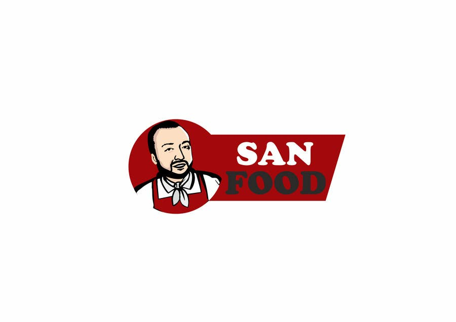 #108 for Logo for SAN Fast Food by narendraverma978