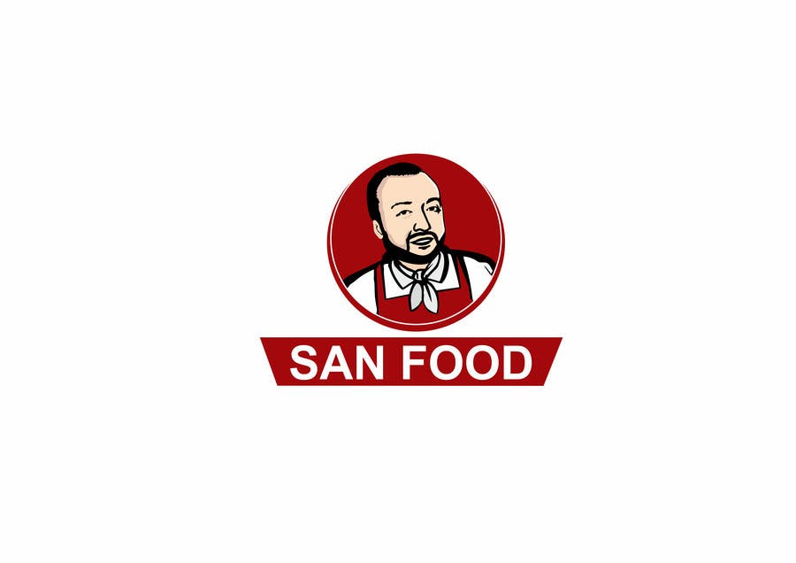 #112 for Logo for SAN Fast Food by narendraverma978
