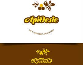 #9 for logo, apicultura, bees by nattansanttos