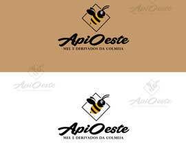 #15 para logo, apicultura, bees por BestdesignsNisha