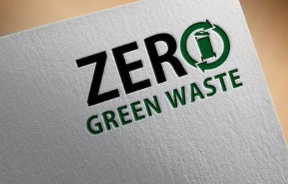 #23 para Zero Green Waste (Logo Design) de XpertDeziner