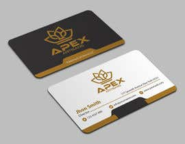 #206 para Design Business Cards for Apex Artisans de Jadid91