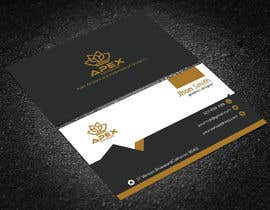 #140 para Design Business Cards for Apex Artisans de creativejubaer