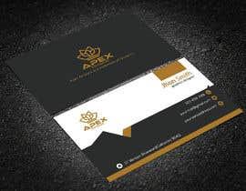 #140 para Design Business Cards for Apex Artisans de creativejubaer