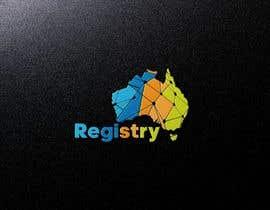 #322 para Registry - design our logo!! de eddesignswork