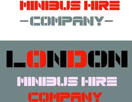 #71 para Logo Design For London Minibus Company de desinersana