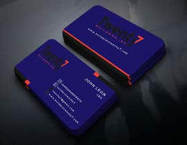 #225 for Design the most stylish and moden Business Card av rezaulislam80