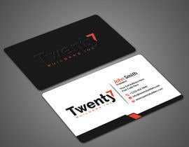 #8 for Design the most stylish and moden Business Card av papri802030
