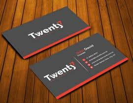 #137 for Design the most stylish and moden Business Card av mehedi0322