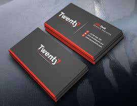 #290 for Design the most stylish and moden Business Card av graphyking