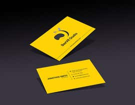 #60 para Design a Business Card from pre-existing logo de ibrahim4160
