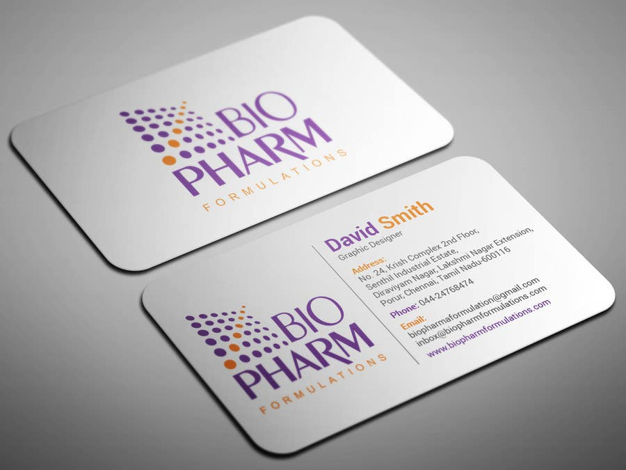 Entry #27 by smartghart for Professional Simple Business Card Design ...