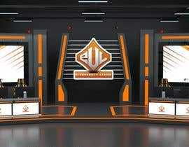 #21 for eSports Stage Studio Design av AlexAugustine
