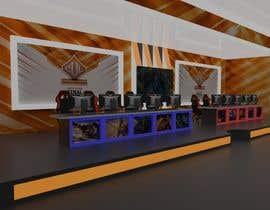 #19 for eSports Stage Studio Design av nubelo_RurwXQqo