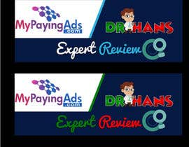 #3 for Design a Banner for DrHans av krisgraphic