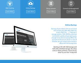 #11 for Design an IT/hosting company homepage in Visual Composer (WordPress) by fbahsoon