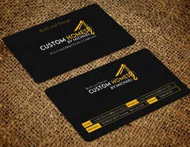 #52 for Business Card Design Template av NatashafreelancR
