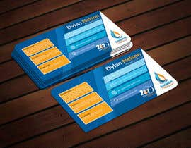 #71 for Design some Business Cards Magnets by sameehajahan