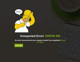 #1 for Web Error Pages by andresnegrin