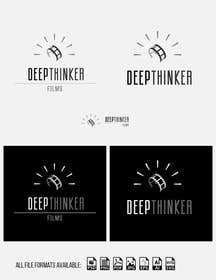 #45 for Deep Thinker Films Logo av alizahoor001