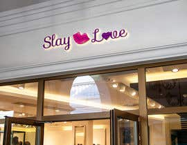 "#443 for Design a Logo for ""Slay Love"" by goldenpixel"