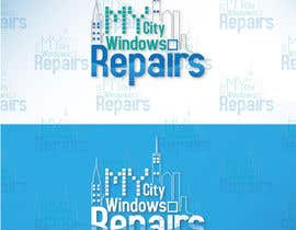 #19 for Design a Logo Window Repair by eliartdesigns