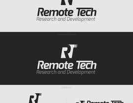 #271 para LOGO REMOTE TECH - Research and Development por didoo87