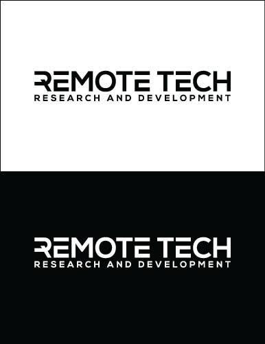 Inscrição nº 61 do Concurso para LOGO REMOTE TECH - Research and Development