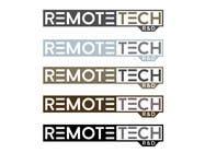 Graphic Design Inscrição do Concurso Nº103 para LOGO REMOTE TECH - Research and Development