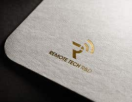 #210 para LOGO REMOTE TECH - Research and Development por mamunfaruk