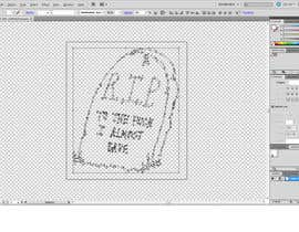 #10 for Create Artwork: R.I.P. by KaimShaw