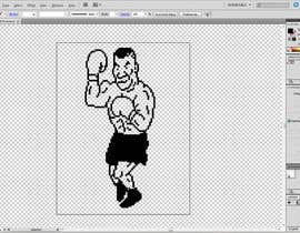 #12 for Create Artwork: Boxer by KaimShaw