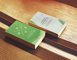 #303 for BUSINESS CARDS DESIGN by Tanmoy36
