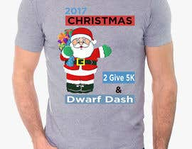 #23 for Design a T-Shirt _2017 xmas run by nazmulkus25